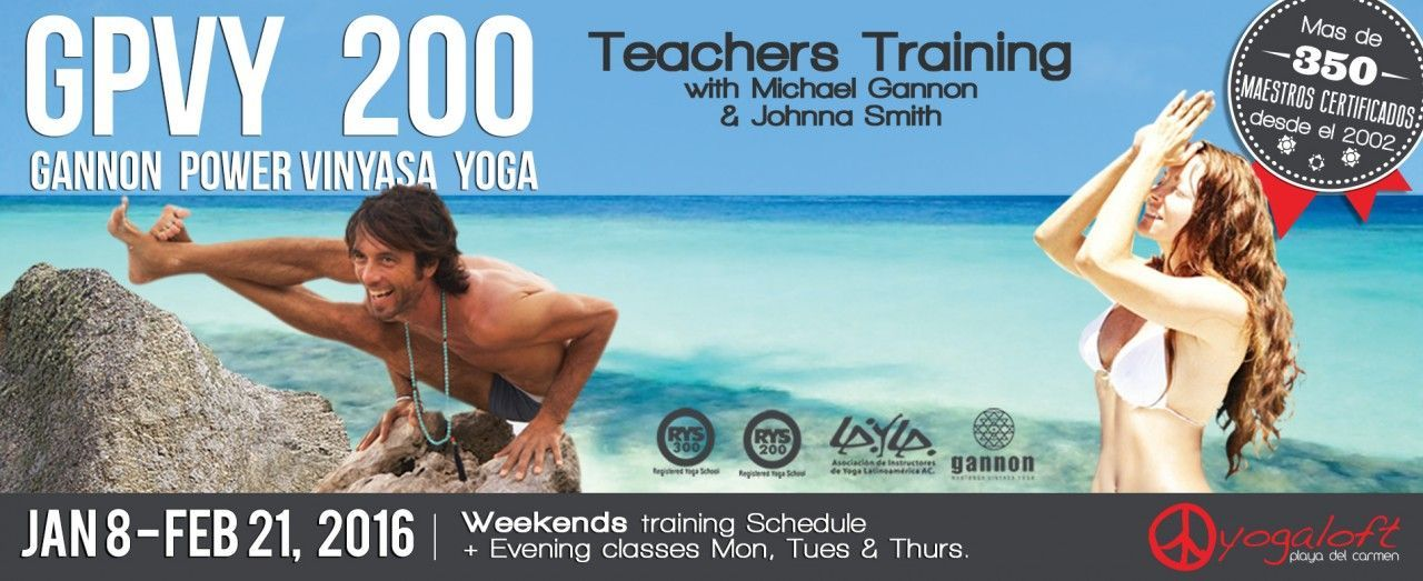 GPVY 200 Teacher Training Certification