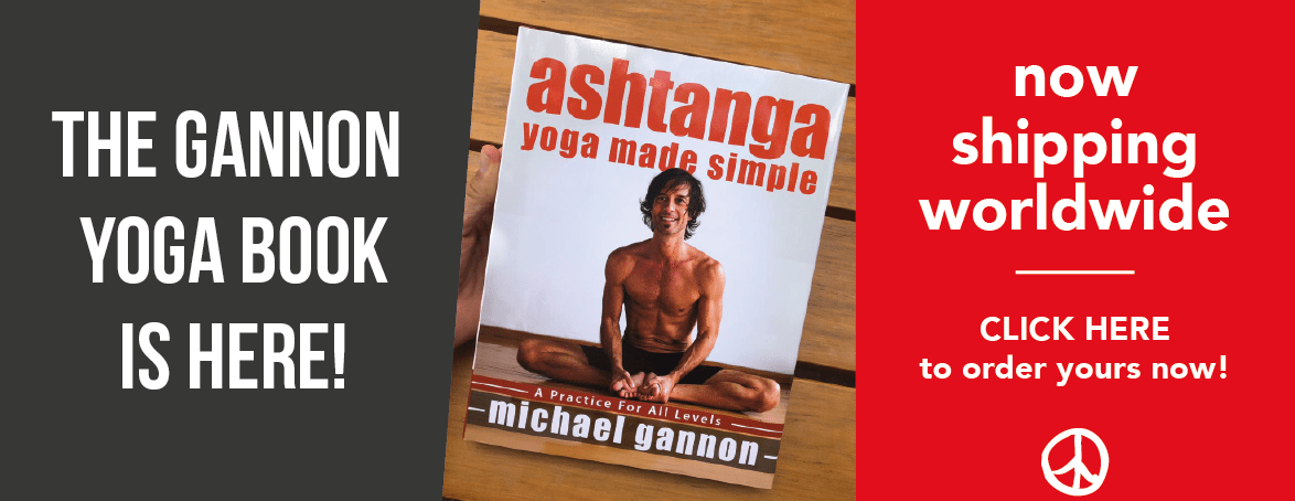 The Gannon Yoga Book is Here!